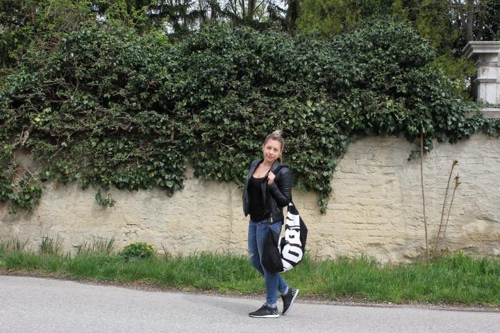 Trainingstasche – Was IMMER dabei seinmuss
