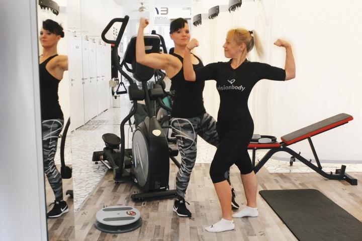 EMS Workout – Start in die Fitness Revolution#1